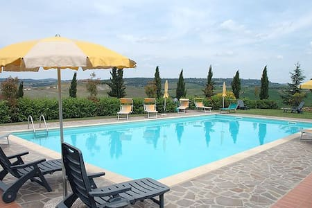 Camomilla - A quiet heaven in Tuscany! - Apartment