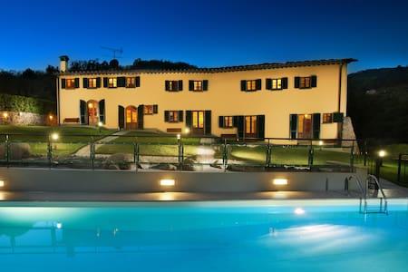 Agriturismo Villa Le Ferrrette - Montecatini Terme - Villa
