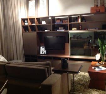 Lindo studio no bairro Nova Suiça - Belo Horizonte - Wohnung