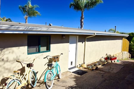Private Guest House - Beach Access! - Santa Barbara - Apartment