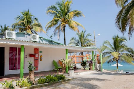 Hotel frente al Mar - Cartagena de Indias  - Bed & Breakfast