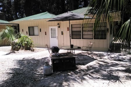 Tropical Oasis.  Entire Cottage. - Bonita Springs - House