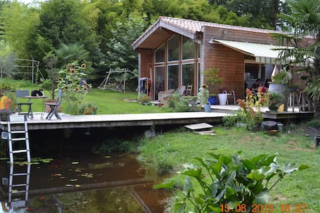 La maison du Lac - Tilh - Willa