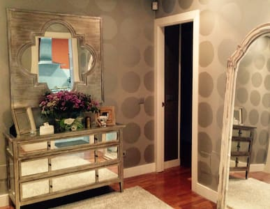 Zona residencial habitación conbaño - Hele etasjen
