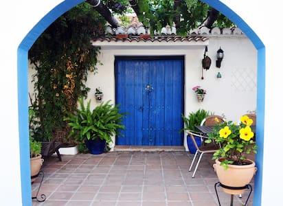 Casa Mayor Yoga Retreat CR/MA/00783 - Malaga - Casa