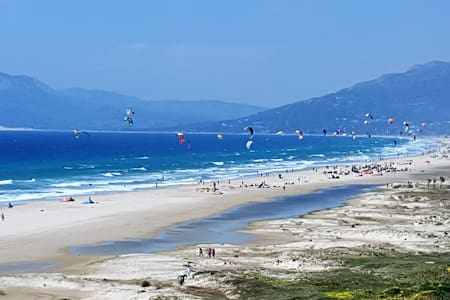 Penthouse >> lift directly to the beach Los Lances - Tarifa - Wohnung