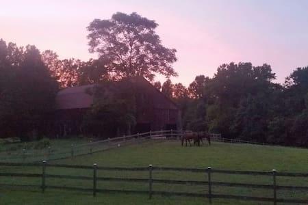 Private Apartment on a  Horse Farm - Upper Marlboro
