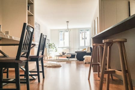 Amazing flat in the hearth of Lausanne - Lausanne - Appartement