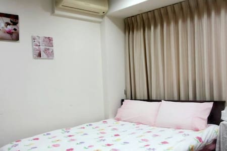 台北アリーナ、松山空港、台北101の近く快適な客室中山MRT徒歩5分一