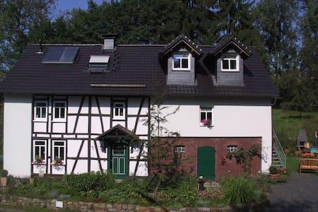 Haus Hannesgens - Ferienwohnung - Busenhausen - Wohnung