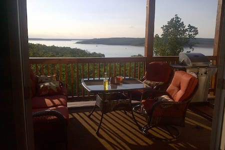 Skiatook Lake House - Hus