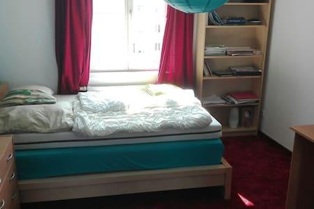 Voll möbiliertes 15m^2 Zimmer in Südvorstadt - Apartment