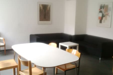 Single Room near to exotic Wannsee - Berlin - Wohnung