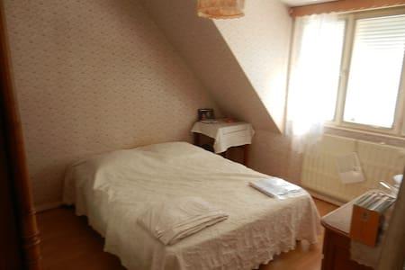 Chambre au calme - Hus