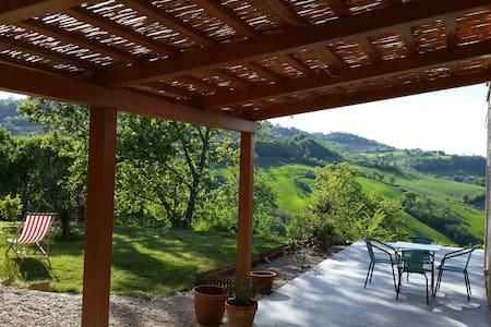 Villa Tranquilita - San Ginesio - Huvila