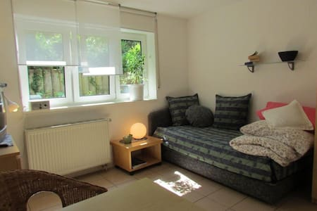 Studio möbliert/ WLAN/ sep. Eingang in Kelkheim/Ts - Kelkheim (Taunus) - Apartment