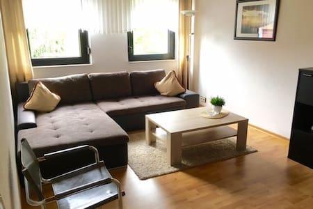 Familienfreundliche Ferienwohnung mit Dachterasse - Osnabrück - Inny