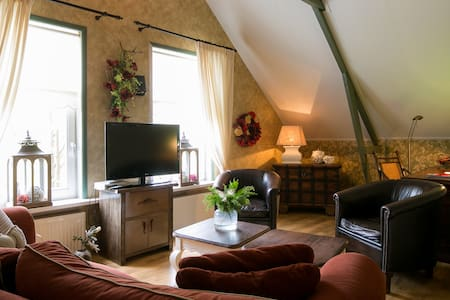 Aquamarijn Familie kamer Smaragd - Bed & Breakfast