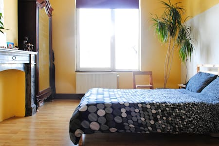 Lovely appartement in Brussels - Saint-Josse-ten-Noode - Wohnung