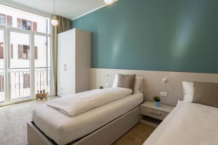 CAPITOL ROOMS double or twin room - Bolzano - Bed & Breakfast