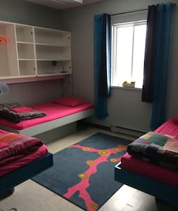 Chambre 3 lits simples - Egyéb