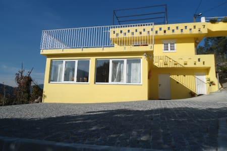 Casa Amarela na região do Douro - Ev