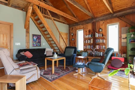 Beautiful room w/ Loft & Mt .Views - Other