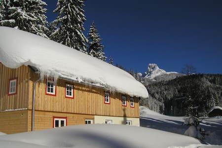 Ferienhaus Plaik Häusl im SalzburgerLand - Ház