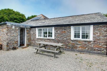 "Bray View Cottage in ""Poldark"" Country! - Rumah"