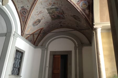 Loft in centro ex convento del '500 - Florence - Loft