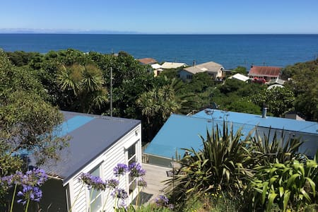Beach private guesthouse - Paekakariki - Bed & Breakfast