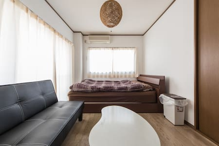 Only500m to JR Nijo station!(3) - Appartement