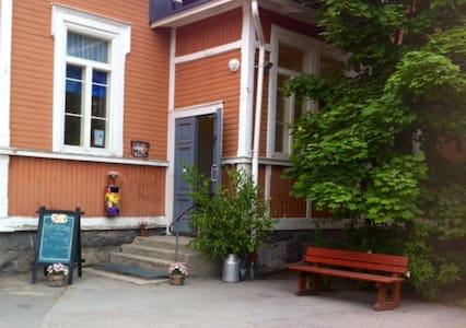 Retkeilymaja Virkkula, Youth hostel Virkkula - Internat