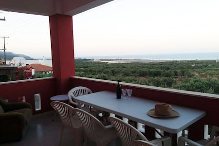 Amazing Xerocampos Beach Apartment - Xerokampos - Haus