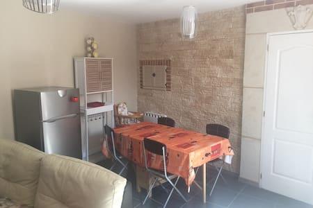 Joli petit appartement - Wohnung