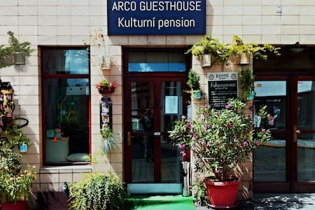 ARCO Guesthouse 2 - History&Culture - Prag - Bed & Breakfast