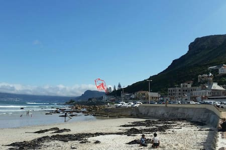 Best position in Muizenberg. - Apartment