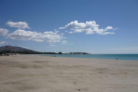 Apartamento a 250m de la playa - Pis