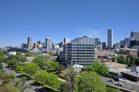 1 Bedroom Near the Heart of Downtown - Denver - Wohnung