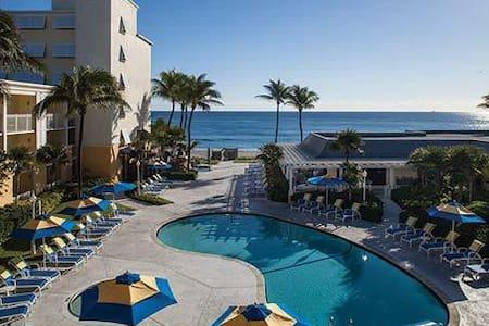 Delray Sands Resort. - Highland Beach