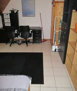 Private SINGLE FLAT just 5 mins. to EBS - Oestrich-Winkel - Apartment