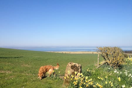Farmhouse B&B with sea views. - Saint Andrews