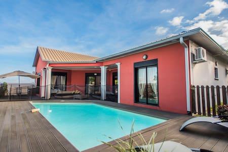 Villa Flamboyant - Saint Louis