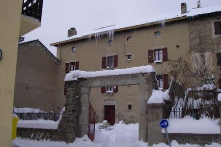La Maison Bleue (chambre #3) - Gästehaus