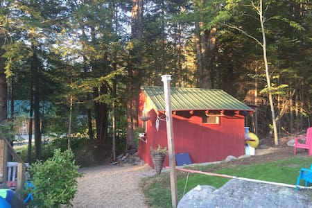 Small cabin in the White mountains - Thornton - Cabaña