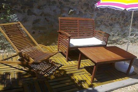 Grande chambre tout confort, au calme - Maisonnais-sur-Tardoire