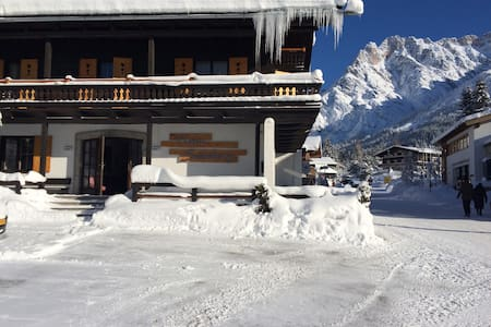 Double room near the slopes - Hinterthal - Bed & Breakfast