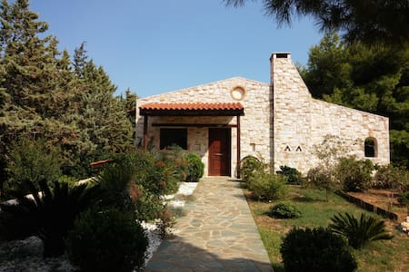 Private Countryside Villa near Athens Airport - Anatoliki Attiki
