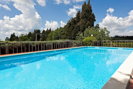 Apartment in Chianti, Tuscany - Tavarnelle Val di Pesa - Maison