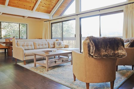 Mill Valley Retreat w/ Trampoline